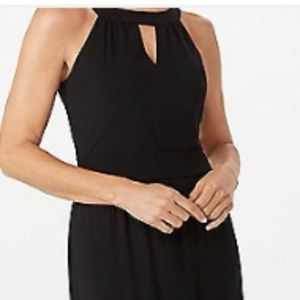 Keyhole Maxi Dress Petite